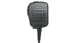 S18 Heavy Duty Remote Speaker Microphone (IP-57 Waterproof)