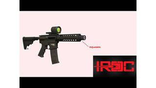 IROC 15/7 SBR Animation, IROC Tactical, 2014