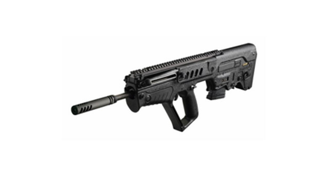 IWI US Now Shipping California Compliant TAVOR® SAR RS Models