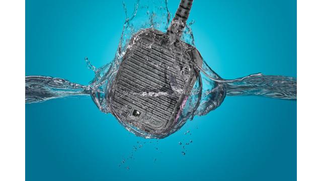 S31 Digital Noise Canceling Remote Speaker Microphone (IP68 Water/Dust-Proof)