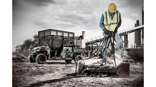 New Polaris® RANGER® Powers Hydraulic, Pneumatic, Electric and Welding Equipment