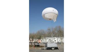 SkyStar 100/180 Mini-Aerostat Surveillance Balloon