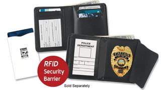 Strong Leather Company - RFID Badge, Wallet and ID Products – Protect Your Identity With Strong's Protective RFID Shield!
