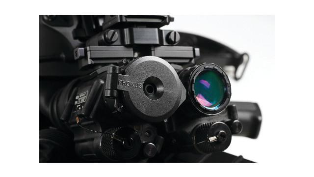 Hoplite - Hinged Night Vision Lens Cover