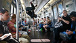 NYPD Officials to Subway Acrobats: Sit Down