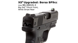 Big Dot and Standard Dot Upgrade - Bersa BP9cc
