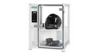 MVC1000/D2 Benchtop Fingerprint Fuming Cabinet