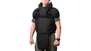 Cell Extraction Vest