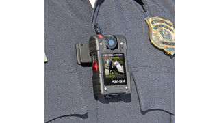 RS1-SX Body Worn Camera