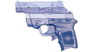 M&P Bodyguard 380 Bluegun Replica