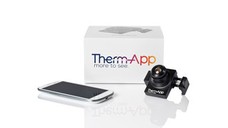 Therm-App - Android Thermal Camera for Law Enforcement