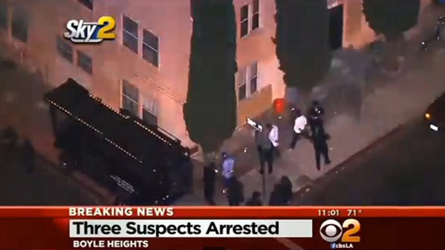 SWAT Team Rescues Three From Apparent Hostage Situation