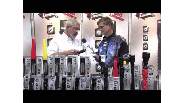 Nightstick featured on 2014 Tactical Tech TV