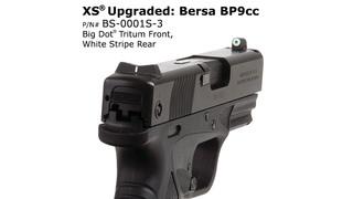 Big Dot and Standard Dot Upgrade - Bersa BP9cc