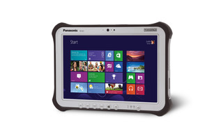 Panasonic Updates Toughpad FZ-G1 10-inch Rugged Windows Tablet