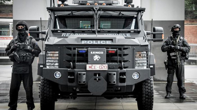 Lenco Industries Supplies BearCat® Armored Vehicles to Australian National Counter Terrorism Committee