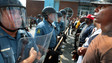 Cop's Name Withheld After Death Threats