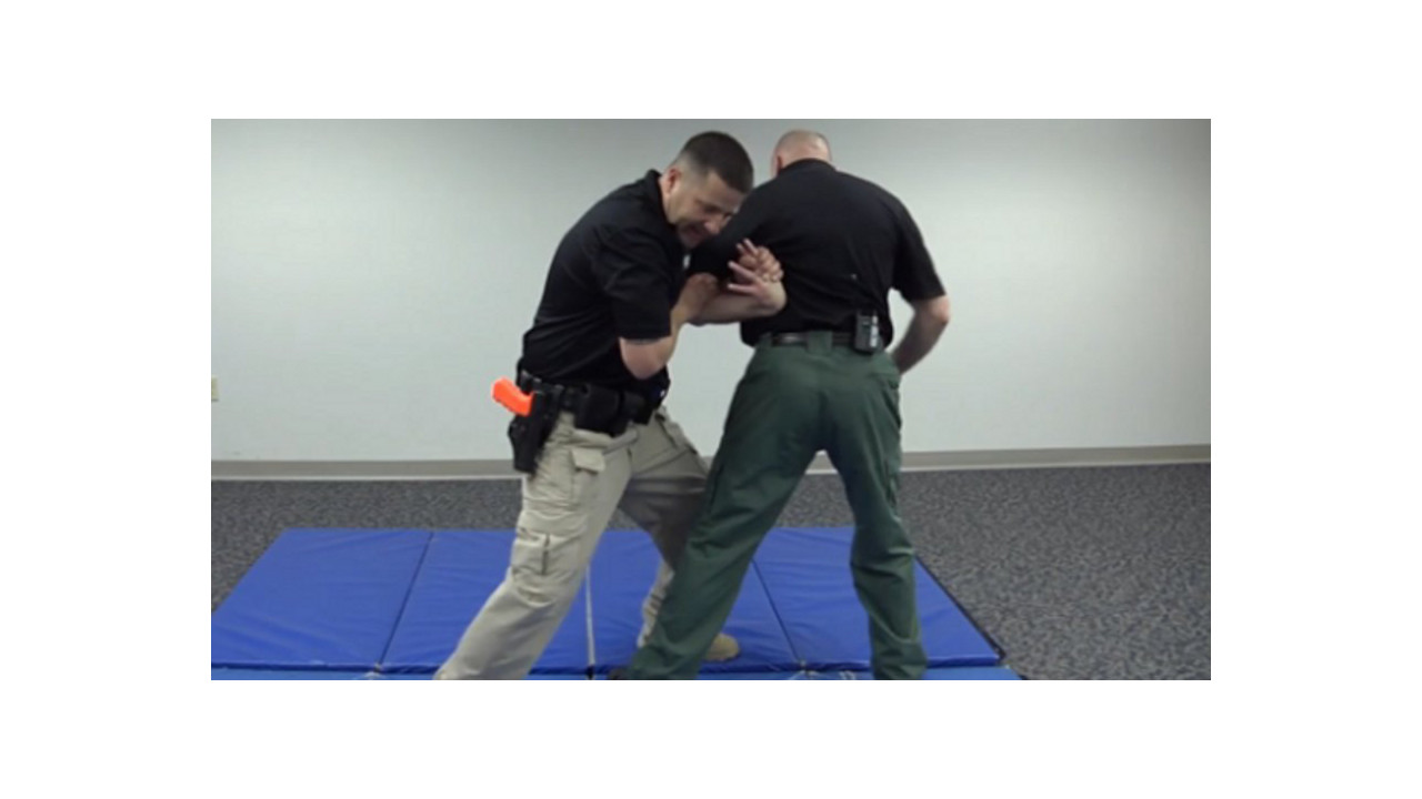 defensive tactics Performance outcome 61 pat down suspect(s) or search arrested person(s) training objectives related to 61 1given a written exercise, identify factors to consider in conducting a pat down of a suspect and search of an arrested person.