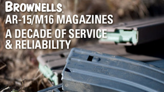 Brownells Marks a Decade of Manufacturing Combat-Proven AR-15/M16 Magazines