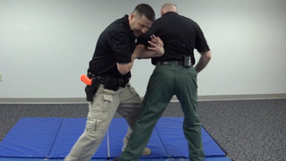 Rear Wrist Lock & Twist Lock: Defensive Tactics