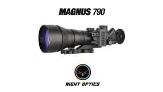 Magnus 790 6x Long-Range Night Vision Riflescope
