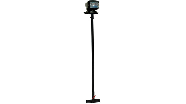 FPM-72-GLS Pole Mounted Light