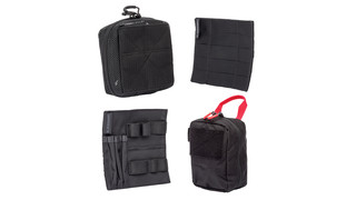 BLACKHAWK! Go Box Hook-Back Accessories Expand Storage and Organizational Capabilities