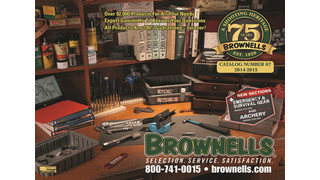 Brownells 75th Anniversary Big Book – Catalog #67 – Is Now Available