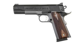 Magnum Research® Partners with Cabela's on Exclusive Desert Eagle 1911s