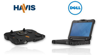 New Havis Docking Station for the Dell Latitude 12 and 14 Rugged Extreme Now Available for Pre-order Available to Buy