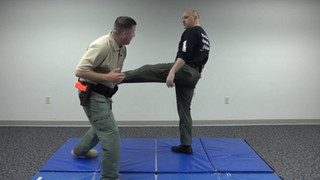 Kick Defense: Defensive Tactics Technique
