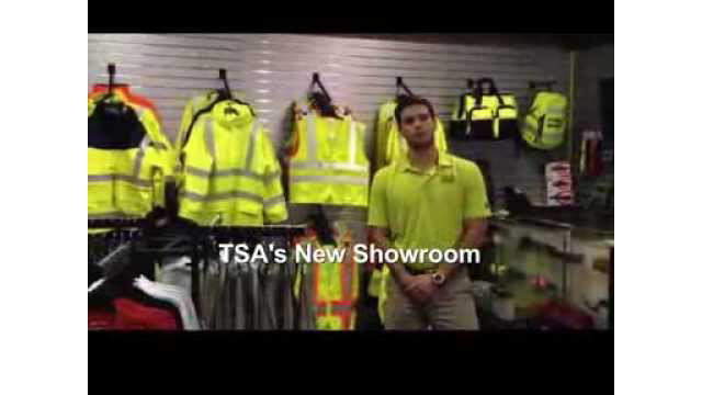 New Transportation Safety Apparel Showroom