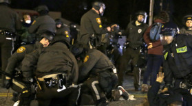 Ferguson Protesters File Lawsuit Against Police