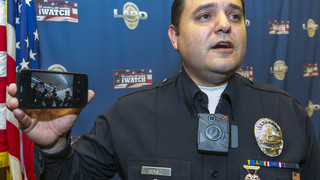 LAPD to Equip 7,000 Cops With Body Cams