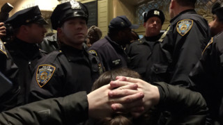 NYC Settles Chokehold Lawsuit for $75K